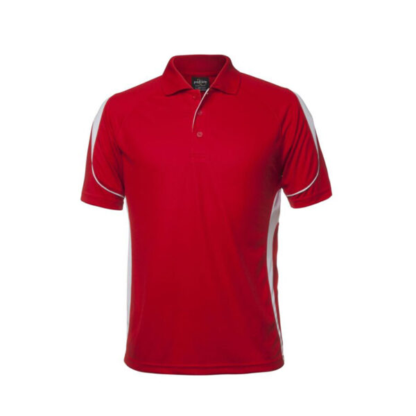 Bell Polo - Red/White