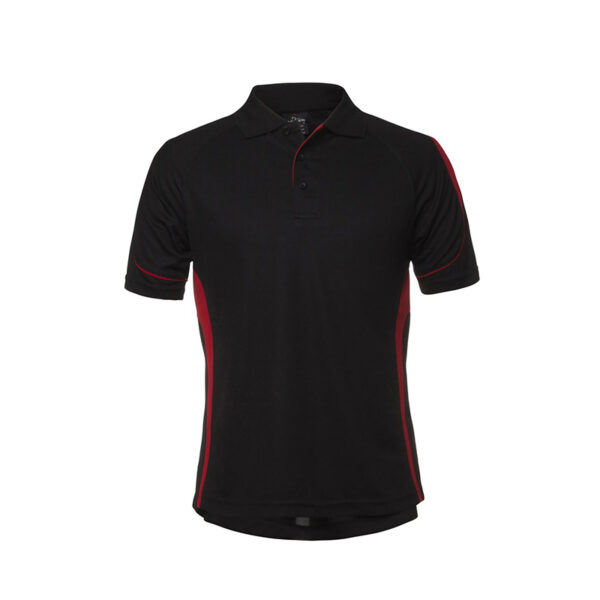Bell Polo - Black/Red