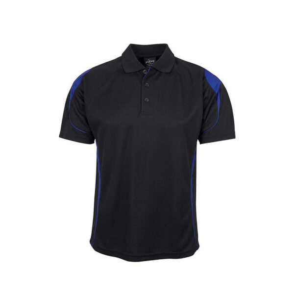 Bell Polo - Black/Royal