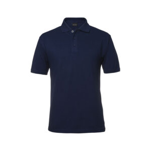 Duo Polo Navy Blue - Red Roo Australia