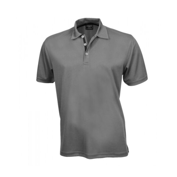 Superdry Polo - Charcoal