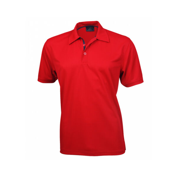 Superdry Polo - Red