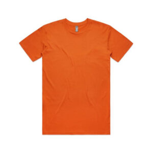 5001-Staple-Tee-Orange