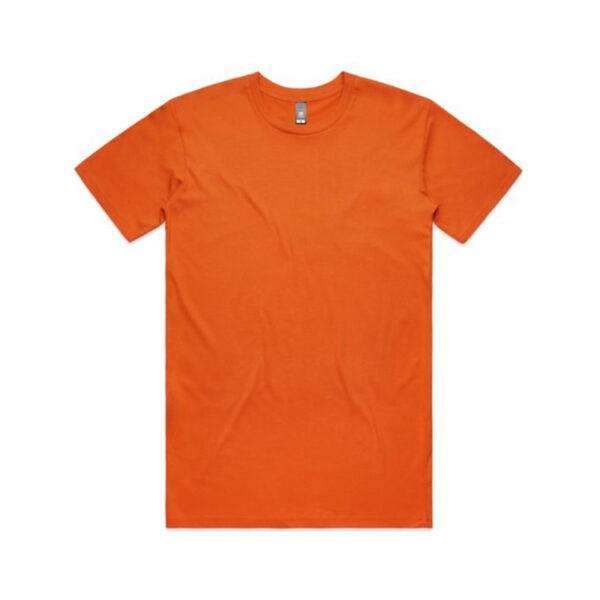 5001-Staple-Tee-Orange