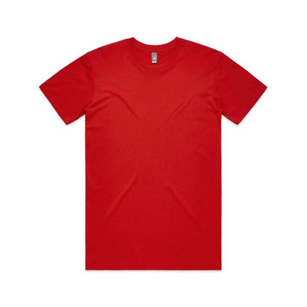 5001 Staple Tee Red