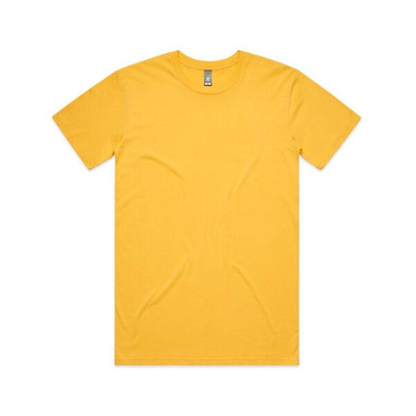 5001 Staple Tee Yellow