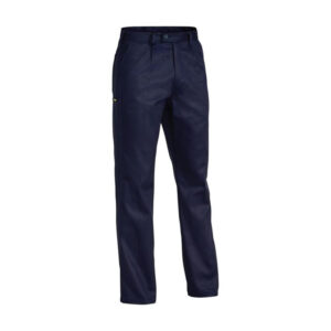 Bisley Original Cotton Drill Work Pant - Navy