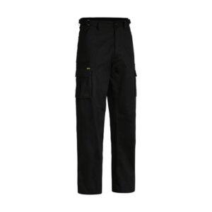 Bisley Lightweight Utility Pant - Black