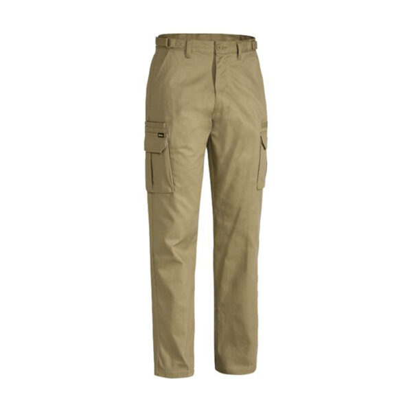 Bisley Lightweight Utility Pant - Khaki