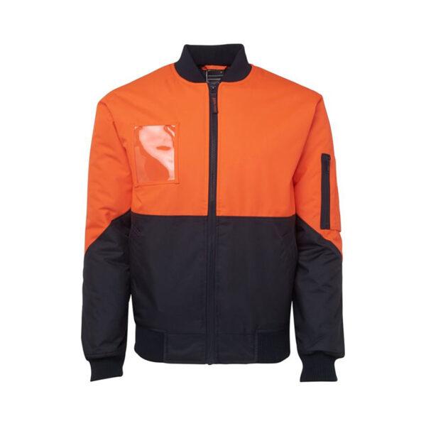 Hi Vis Flying Jacket - Orange
