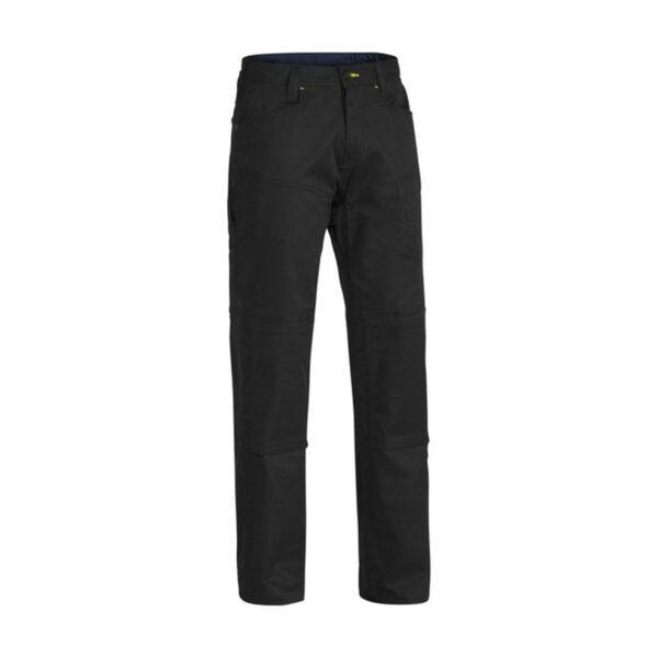 X Airflow Ripstop Vented Work Pant - Black