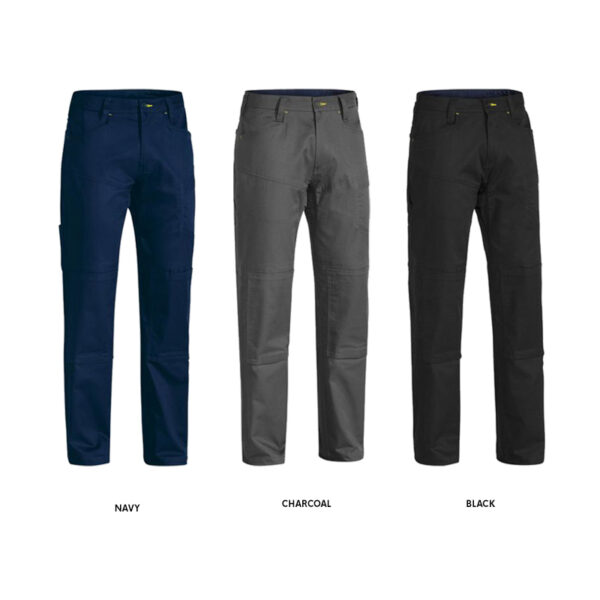 X Airflow Ripstop Vented Work Pant - Assorted colours