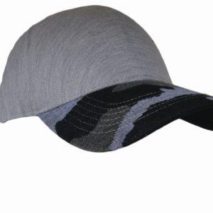 Seamless Cap - Grey Cargo