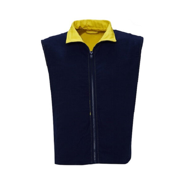 4 in 1 Taped Jacket - Yellow/Navy