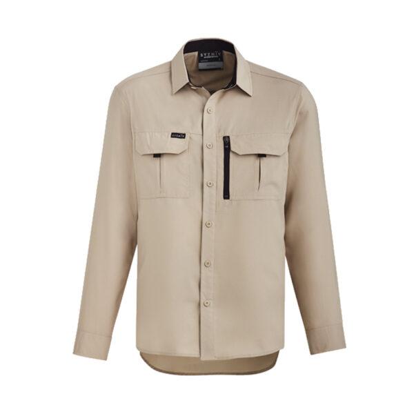 Outdoor Long Sleeve Shirt - Sand