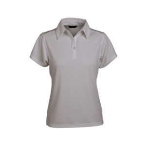 Ladies Glacier Polo - Sandstone