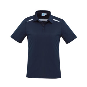 Ladies Sonar Polo - Navy
