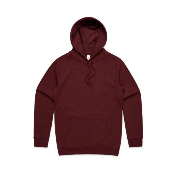 AS Colour Stencil Hood - Burgundy
