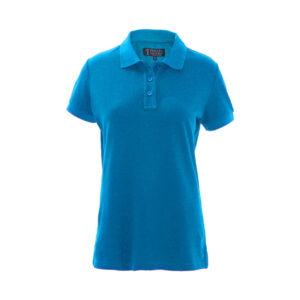 Ladies-Pilbara-Polo-Azure
