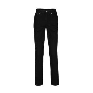 Pilbara Ladies Cotton Stretch Jeans - Black