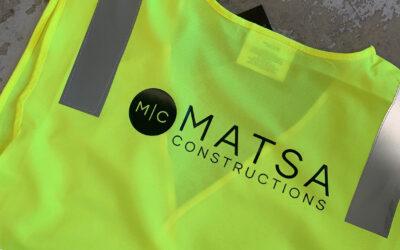 MATSA Constructions Uniform